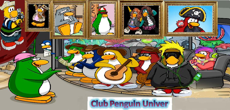 Club Penguin Univer