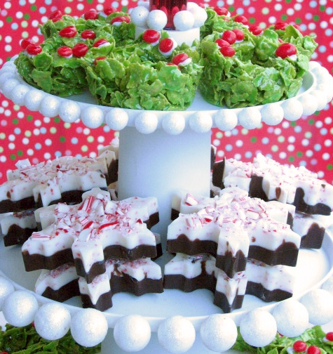 Very Best Pinterest Pins Christmas Dessert Ideas