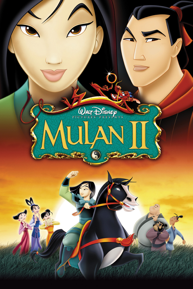 Download Mulan II (2004) Movies For Mobile - movieloverz.org