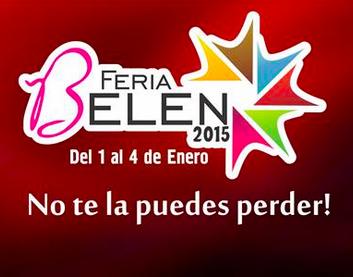 bailes feria belen 2015 otumba