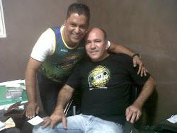 Moisés Di Souza e Itamar (IMW Eventos)