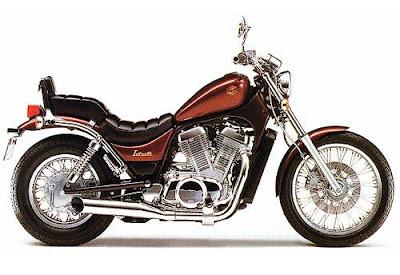 Suzuki VS700 Intruder motorcycle 1986 Complete Electrical ...