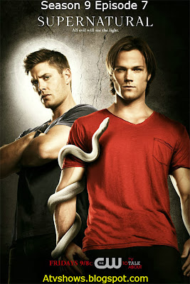 Supernatural Season 9 Episode 7: Bad Boys