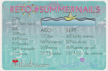 Reto #SummerNails