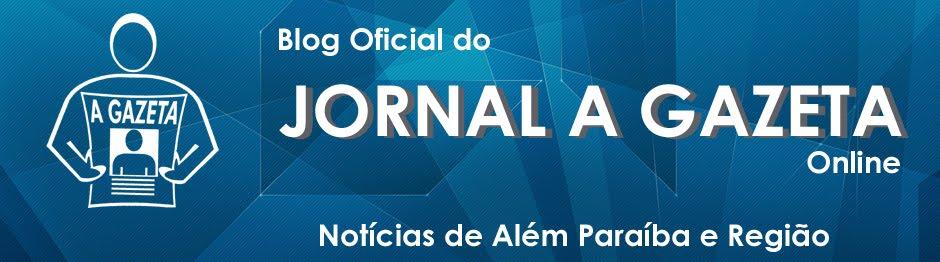 JORNAL A GAZETA ON LINE. NOTÍCIAS DE ALÉM PARAÍBA E REGIÃO.