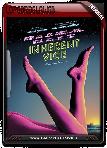 Inherent Vice (2014) DVDRip Latino