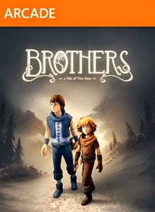 cover xbox360 du jeu arcade brothers