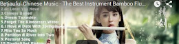 Betiaful Chinese Music - the Best Insrument Bamboo Flute