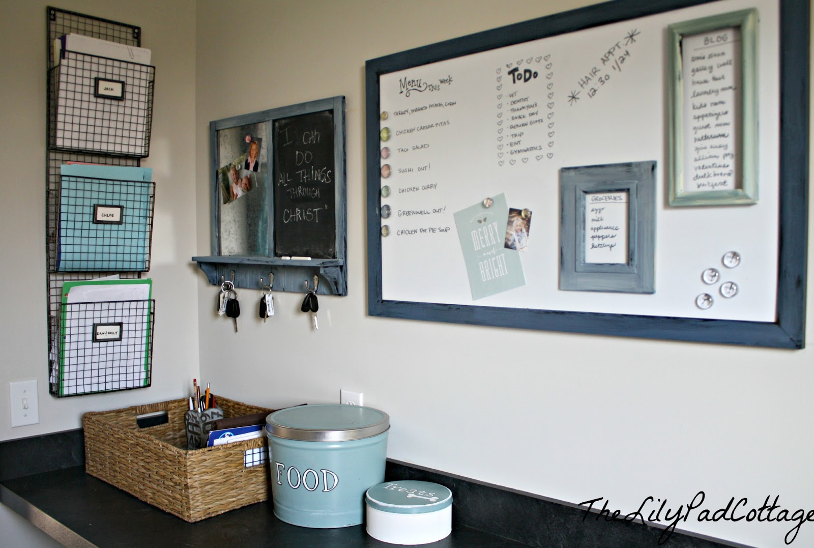 Laundry Room Reveal - The Lilypad Cottage