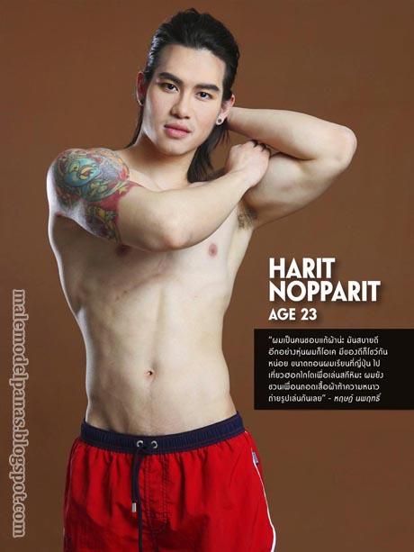 Thailand Men-Harit Nopparit