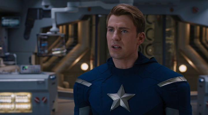 The Avengers Los Vengadores Descargar ESPAÑOL Latino DVDRip