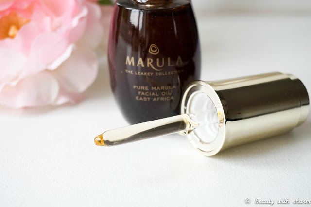 Marula Beauty Facial Oil