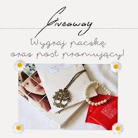 Giveaway! Wygraj paczkę oraz post promujący!