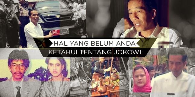 Mengenal Dekat Sosok Jokowi, Presiden RI ke-7