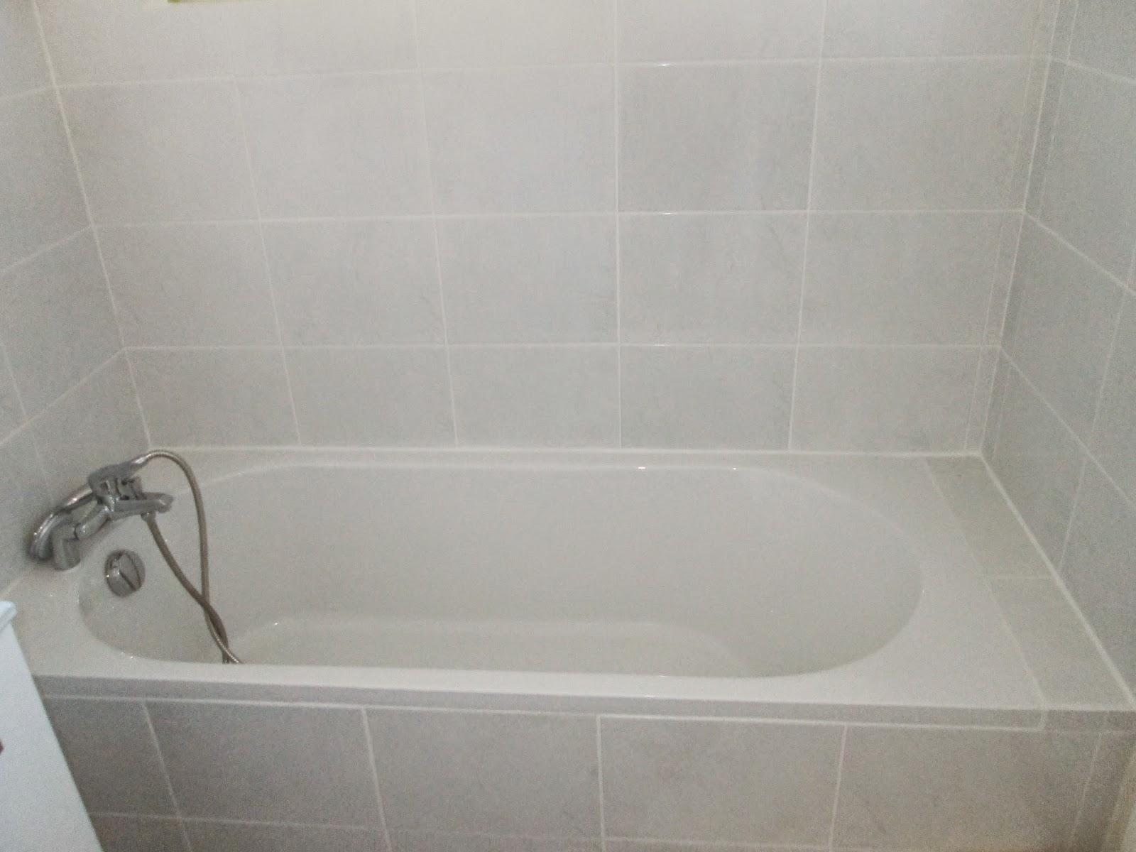 Philippe florance multi services remise aux mornes d 39 une salle de bain s - Pose baignoire acrylique ...