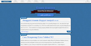 best free full seo friendly blogger template