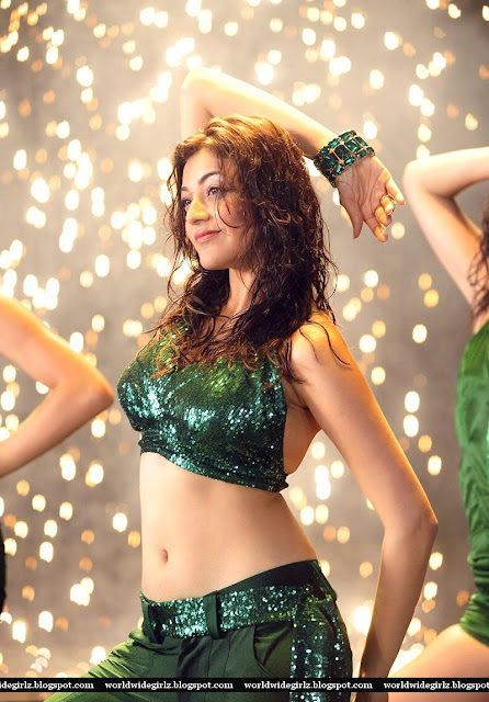 Kajal Agarwal hot navel and armpit
