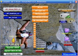 JAF  Virtual PKEY version 2.0