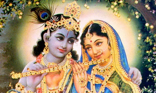 Krishna Radha Hindi Shayari