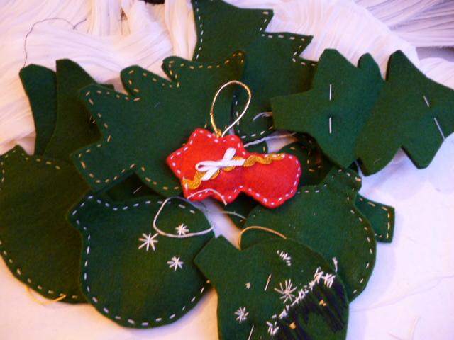 Anilegra moda para mu ecas adornos de navidad caseros - Adornos caseros navidad ...