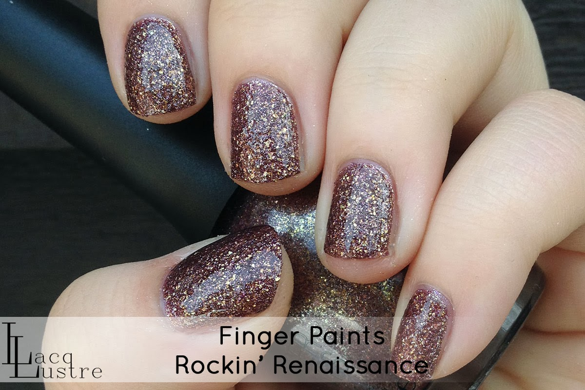 Finger Paints Rockin' Renaissance top coat