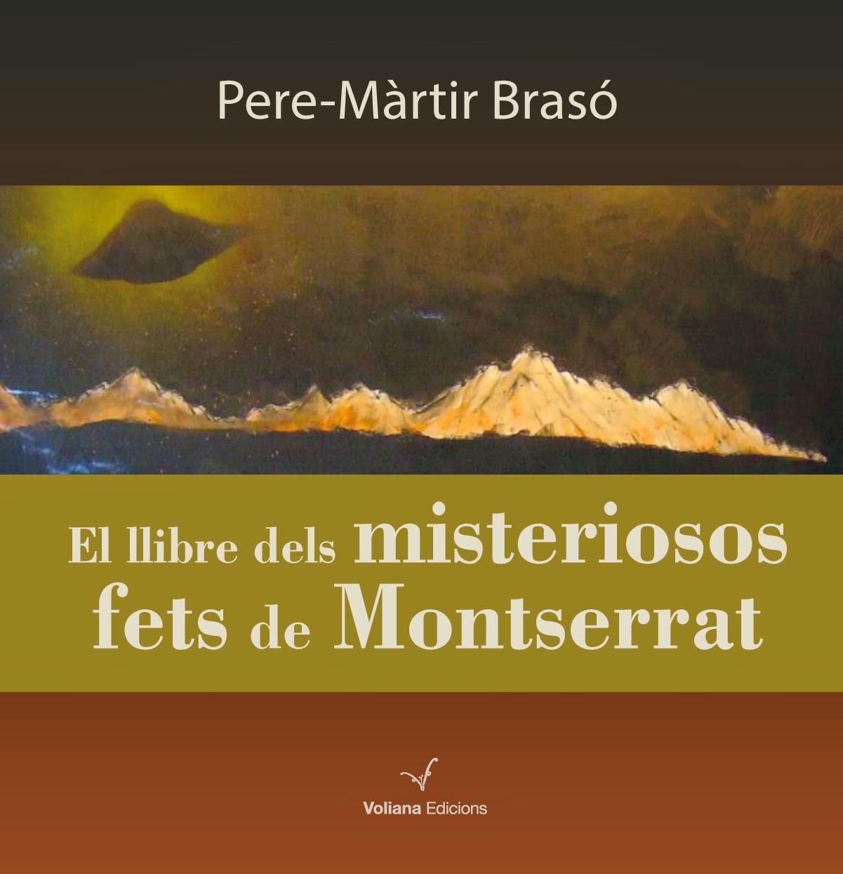 El llibre dels misteriosos fets de Montserrat