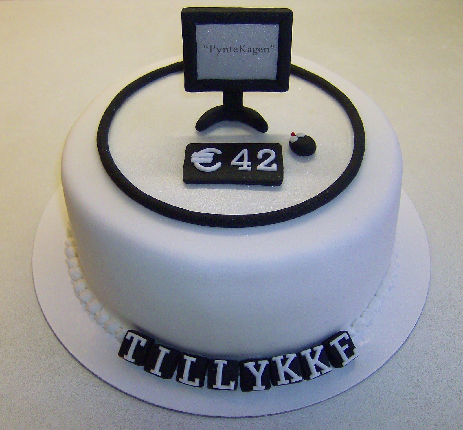 Computer kage