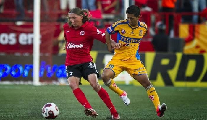 Tigres vs Tijuana en vivo