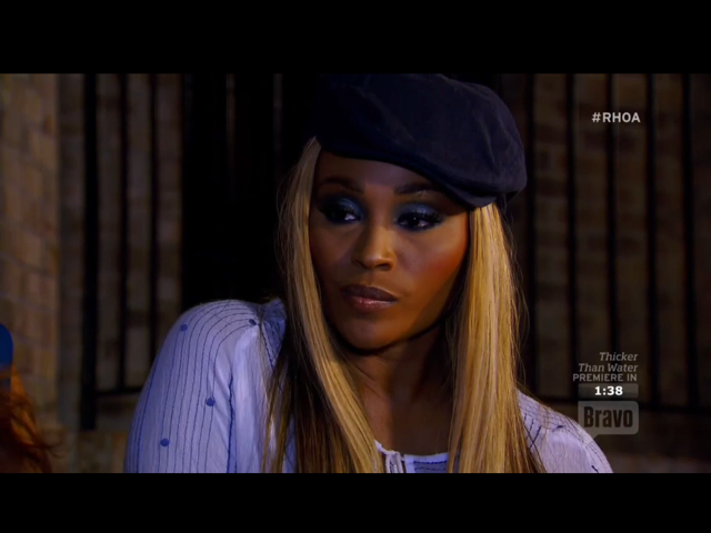 Real Housewives of Atlanta Episode 9 recap 50 shades of shade
