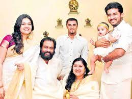 K.J.Yesudas Family