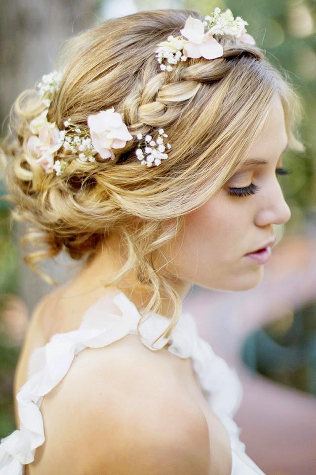 Coiffure mariage 2015