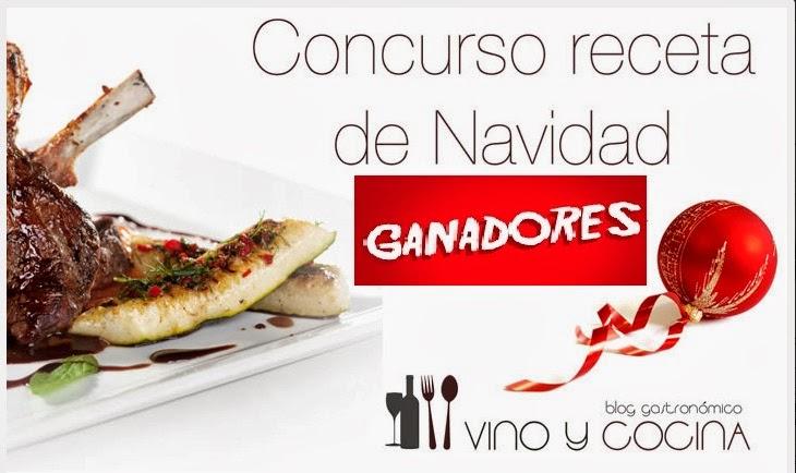 """Ganadores de """"Vino y Cocina"""""""