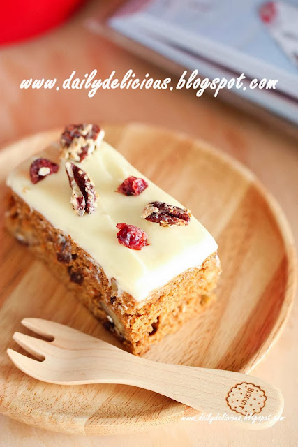 Low Fat Cream Cheese Icing For Carrot Cake