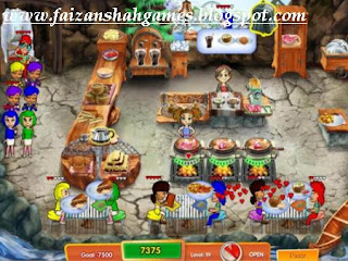Play cooking dash 3 online for free