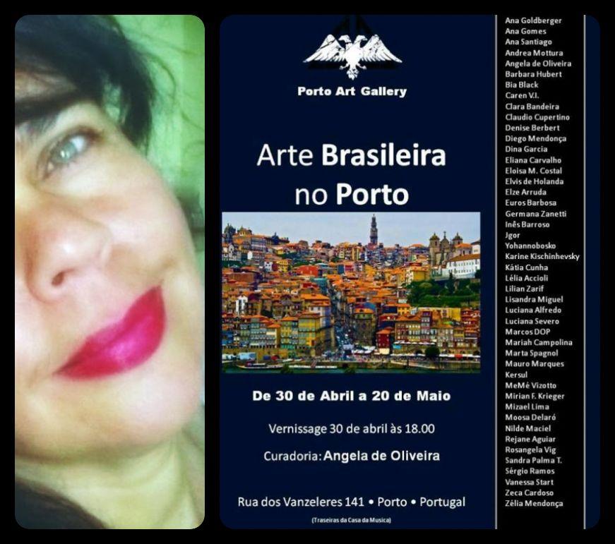 7 - ARTE BRASILEIRA NO PORTO - PORTUGAL