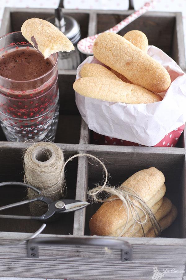 Como hacer bizcocho tipo Soletilla o Saboyardi