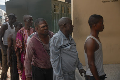 17 men arraigned on suspicion of killing tajudeen disu