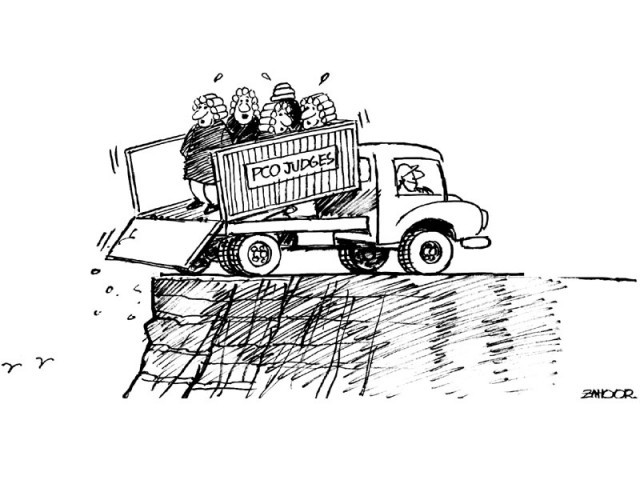 The Express Tribune Cartoon 8-8-2011