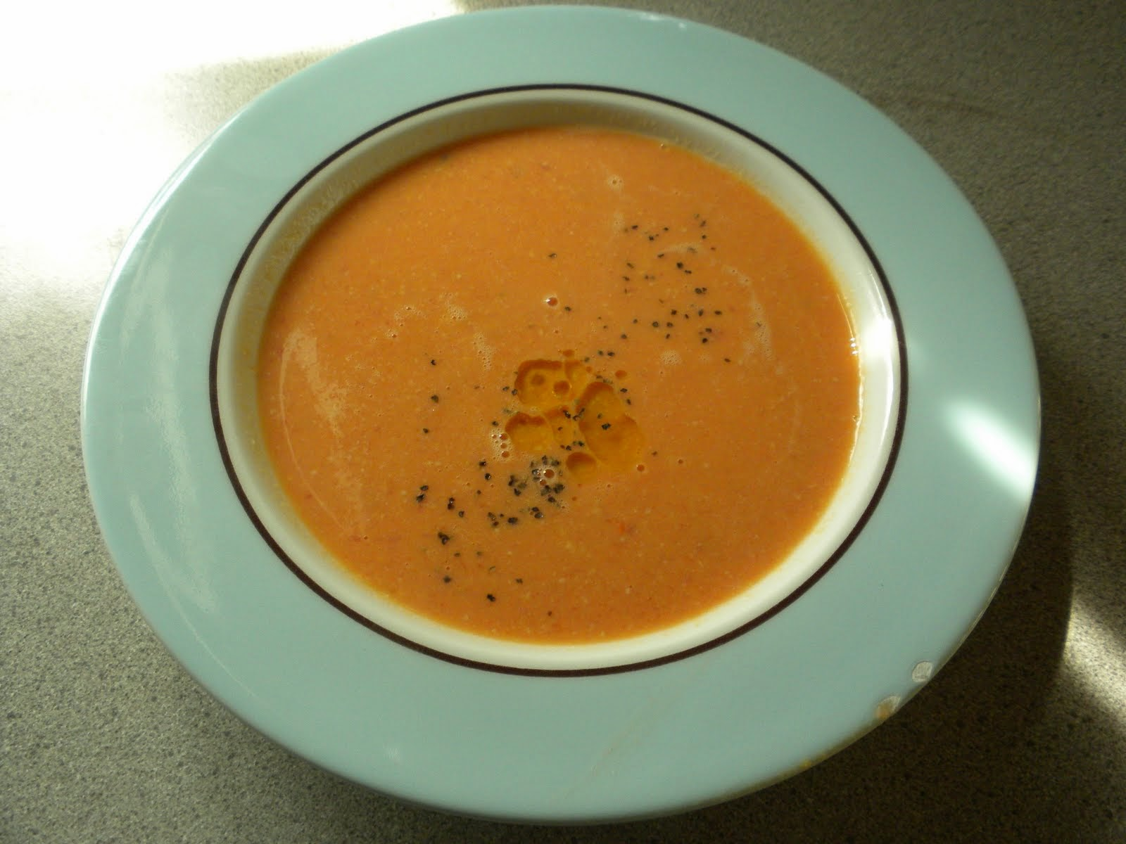One Couple's Kitchen: A Modified Cote d'Azur Cure-All Soup