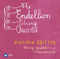 The Endellion String Quartet - Britten Quartets - 2564 64200-8
