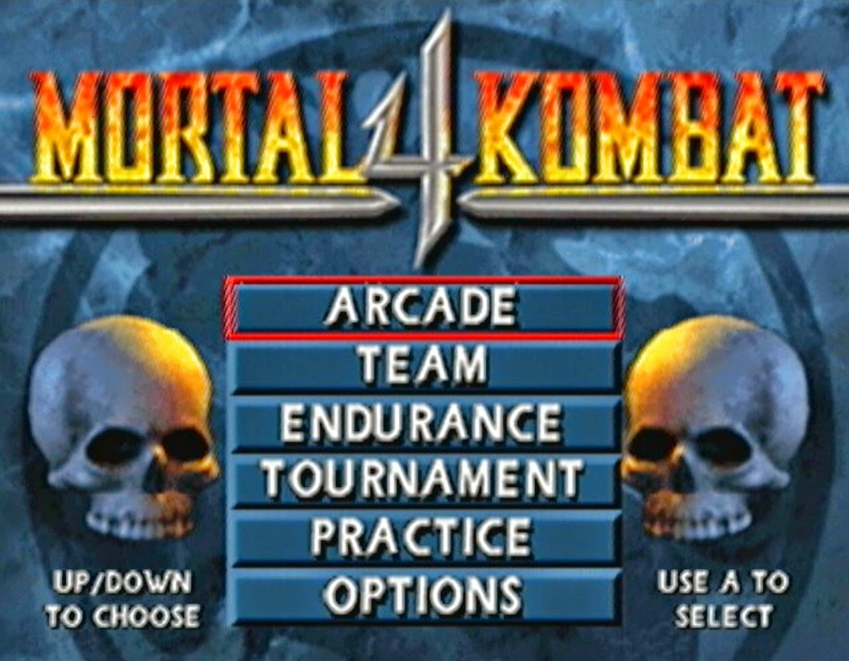 Mortal Kombat 4 PC Game