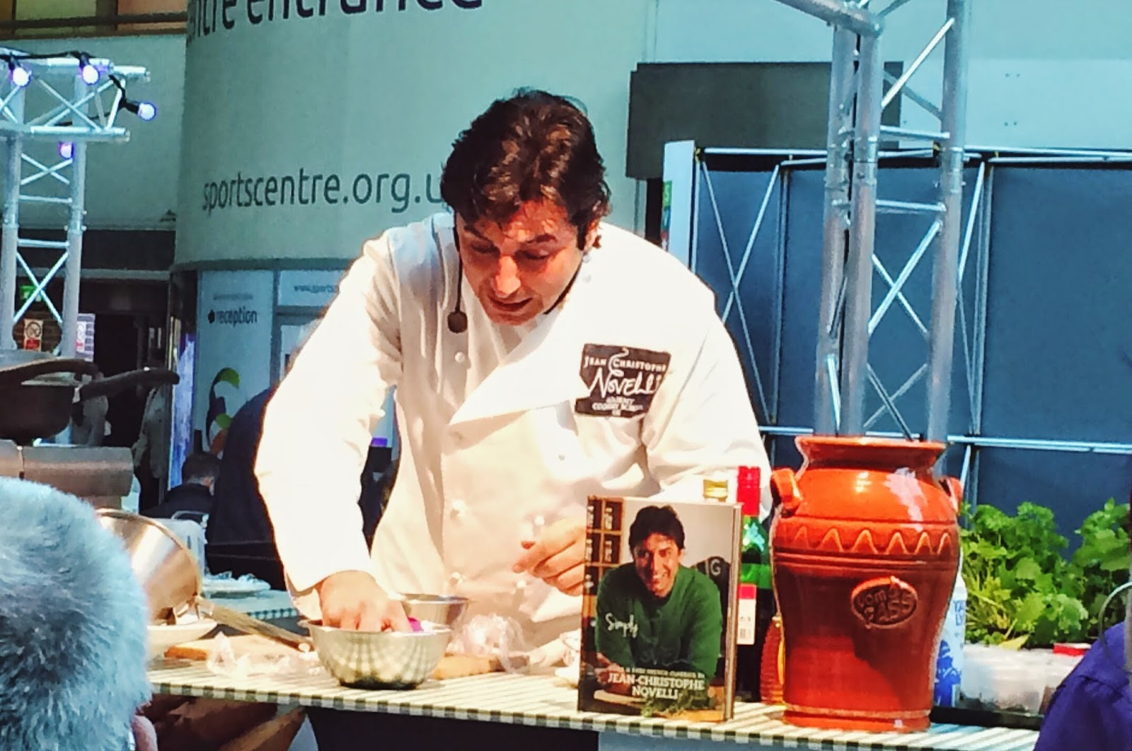 FashionFake, a UK fashion and lifestyle blog. Read my review of Eat Street, an event which celebrates the best of Basingstoke Festival Places' restaurants and eateries, with celebrity chef appearance by Jean-Christophe Novelli.