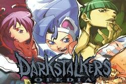 Darkstalkopedia