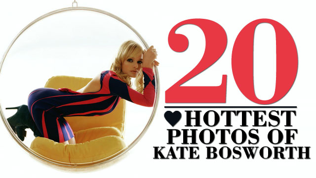 Kate Bosworth Top 20 Hottest Photos