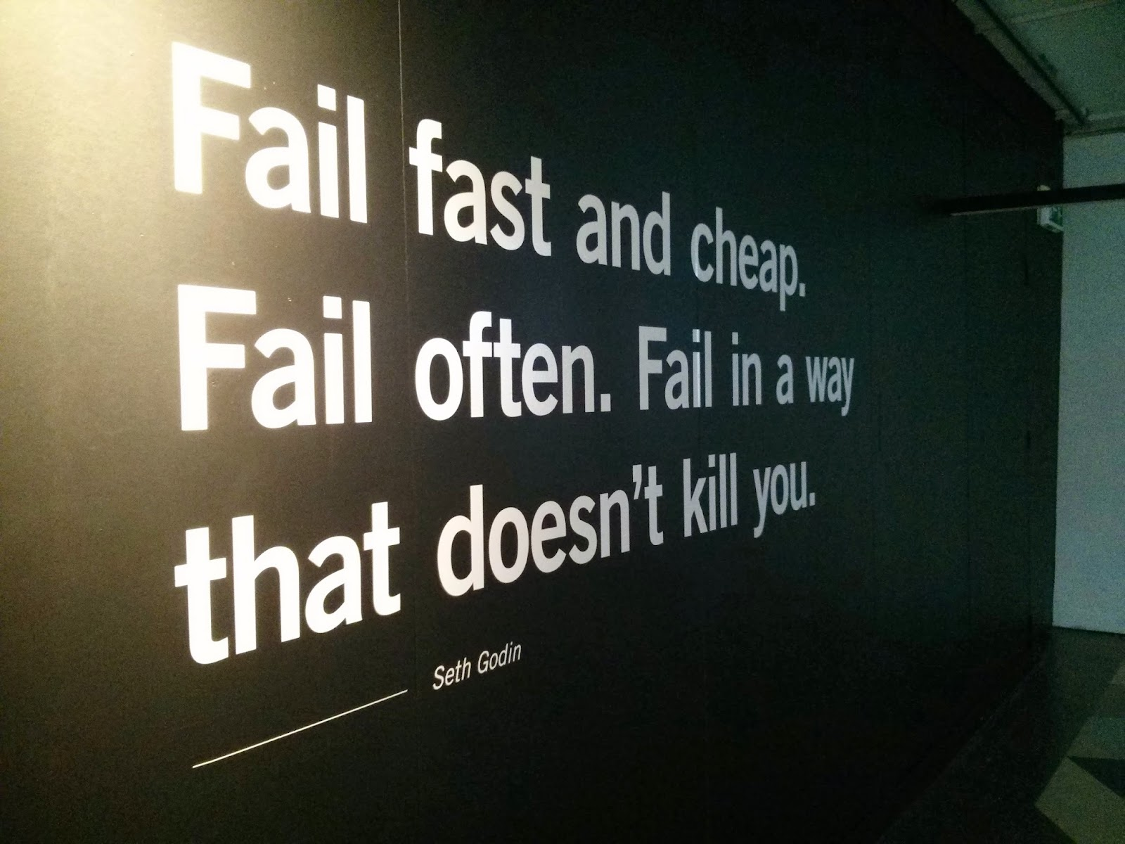 Fail Fast, Fail Often - Learning to Love your Mistakes and How to Learn a Language