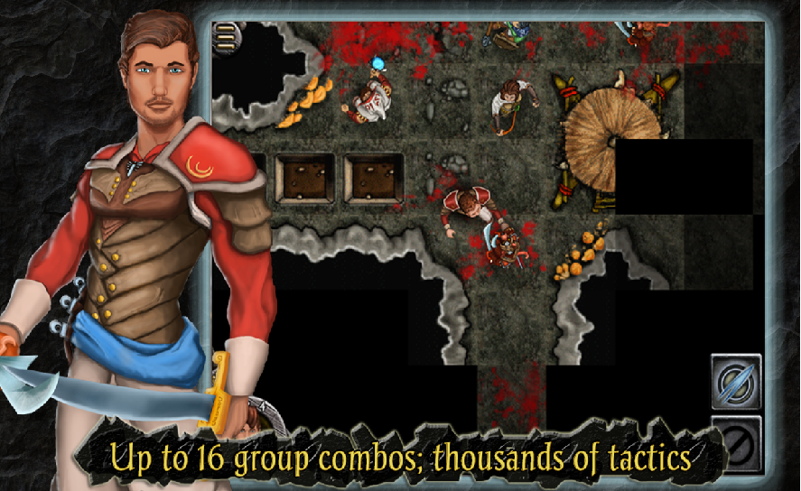 Heroes of Steel RPG Elite v3.2.15 Apk for Android