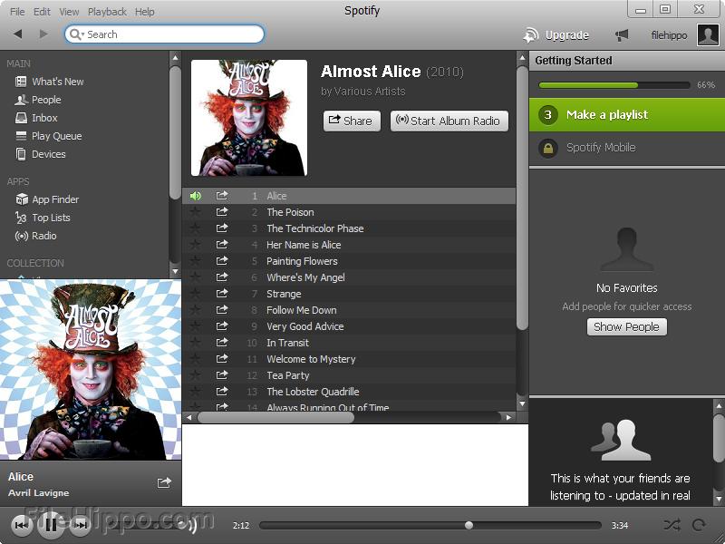 Spotify v0.9.10.21 Update Terbaru
