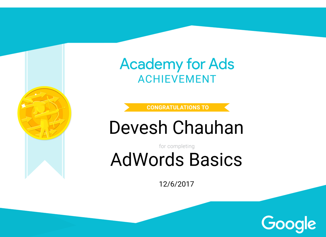 Google Adwords Expert