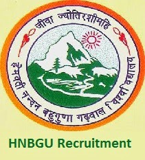 Apply Online For MTS 105 Vacancies In HNBGU Recruitment 2014 @ hnbgu.ac.in Logo