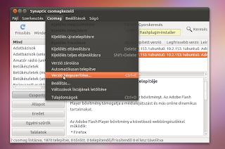 Flash pugin installer javítás Ubuntu